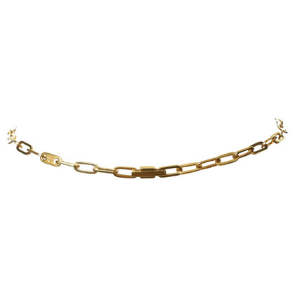 Gucci Chain belt in gold