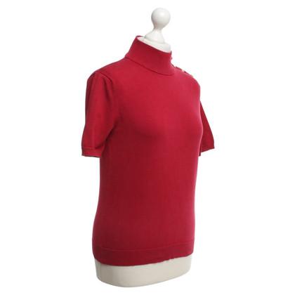Ralph Lauren Turtelneck pull en rouge