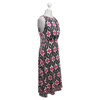 Diane von Furstenberg Kleid in Multicolor