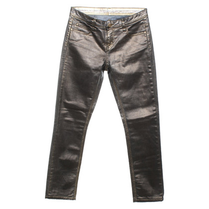 Faith Connexion Jeans in goud