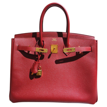 "Hermès ""Birkin Bag 35"" van Epsomleder"