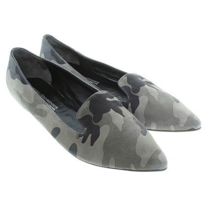 Andere Marke Kennel & Schmenger - Loafer mit Camouflage-Muster