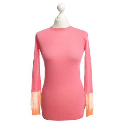 Stella McCartney top in pink