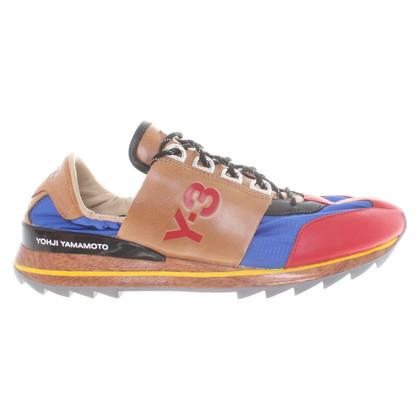 Y-3 Sneakers in multicolor