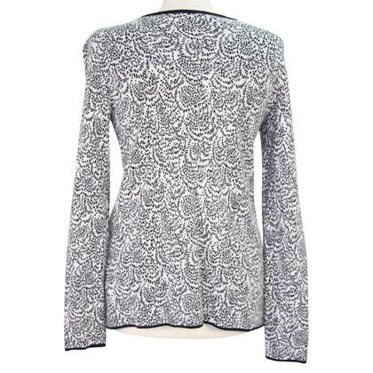 Hobbs Sweater met patroon
