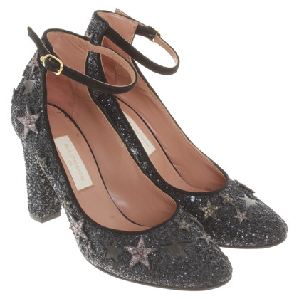 L'autre Chose pumps with glitter