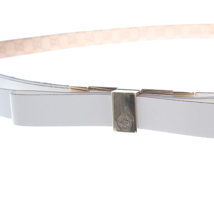 Gucci Beige leather belt
