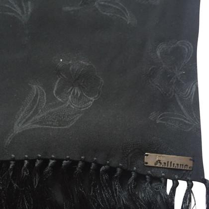 John Galliano foulard de soie