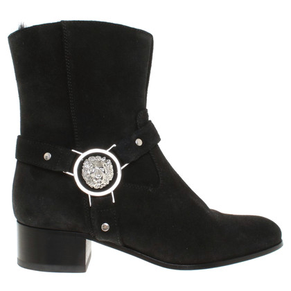 Versus Boots in Black