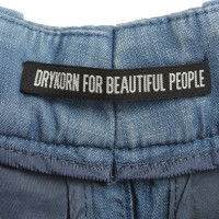 Drykorn Culotte in blauw