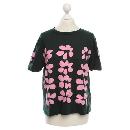 Issa T-Shirt mit Print-Motiv