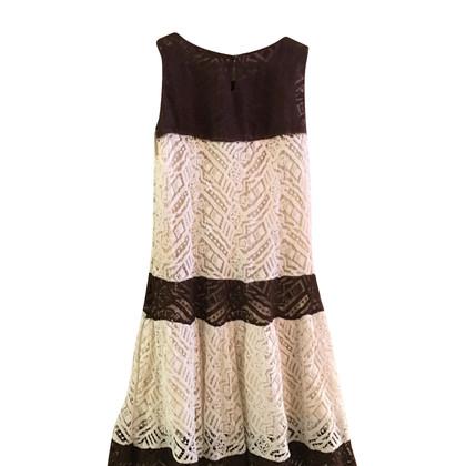 Ermanno Scervino Kleid aus Spitze