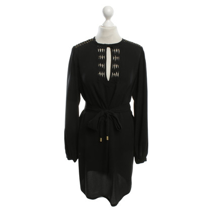 Diane von Furstenberg Silk dress in black