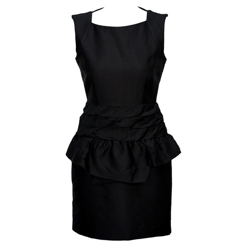 Reiss Dress In Black Second Hand Reiss Dress In Black Buy Used For
