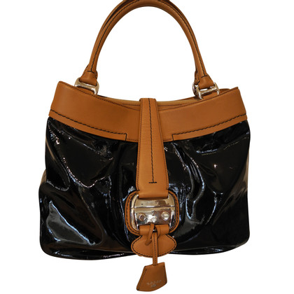 Bally Tas patent leather