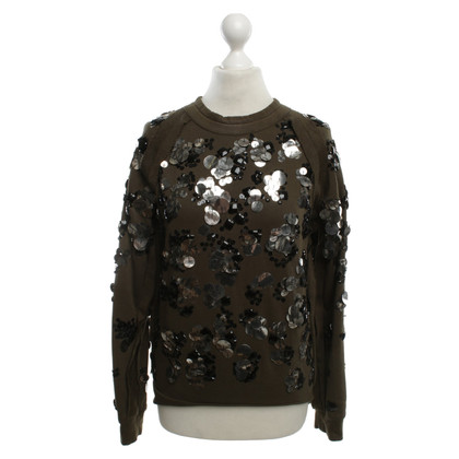 Lanvin Sweater with sequins