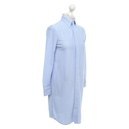 Ralph Lauren Blouse dress with stripe pattern