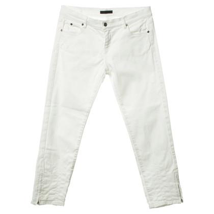 Jil Sander White jeans