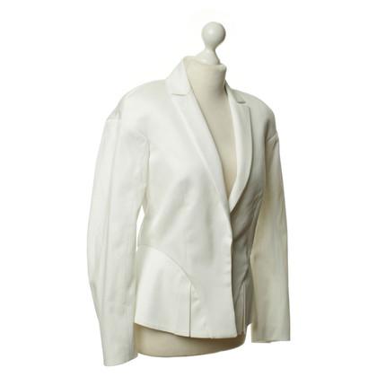 Alexander McQueen Blazer in Weiß