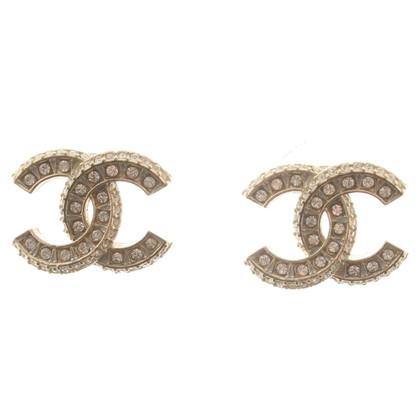 Chanel Orecchini dorati
