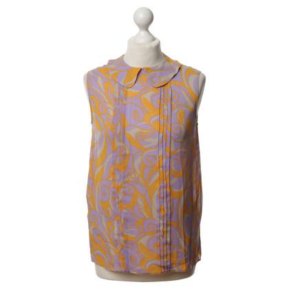 Miu Miu Blouse with patterns