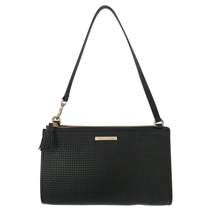 Hugo Boss clutch in black
