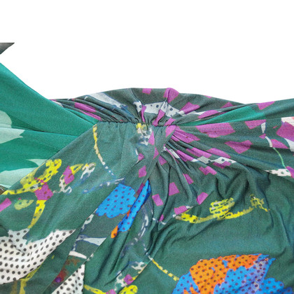 Etro Kleid in Wickeloptik