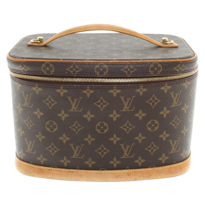 Louis Vuitton Beauty case di Monogram Canvas