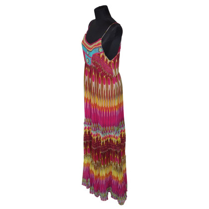 Missoni Silk Maxi Dress in Hippielook
