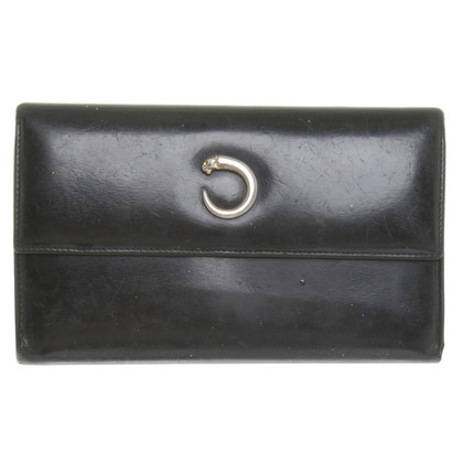 Cartier Wallet in zwart
