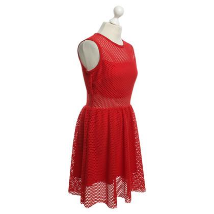 Sandro Kleid in Rot