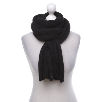 Marc by Marc Jacobs Scarf in black