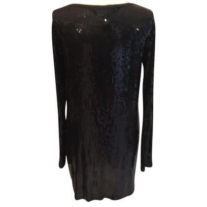 Michael Kors Sequin silk dress