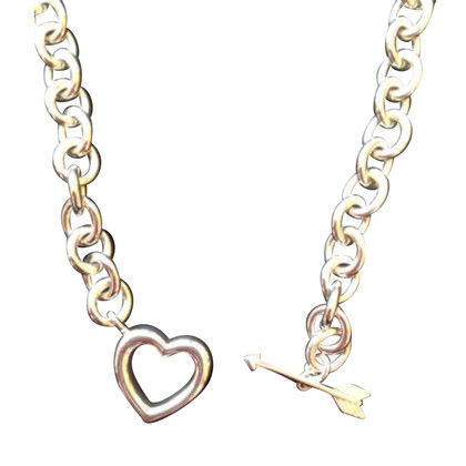 Tiffany & Co. Necklace with heart closure