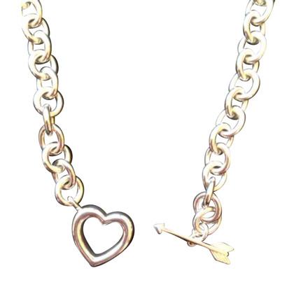 Tiffany & Co. collier avec fermeture de coeur