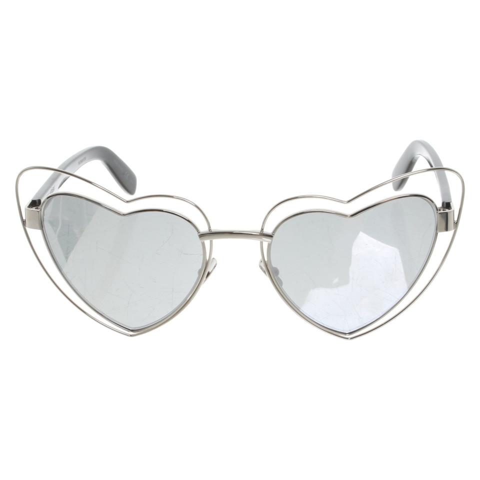 saint laurent lunettes de soleil extravagantes acheter saint laurent lunettes de soleil. Black Bedroom Furniture Sets. Home Design Ideas