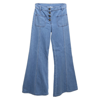 Chloé Flared jeans in blue