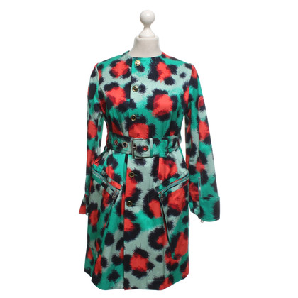 Kenzo Coat with pattern