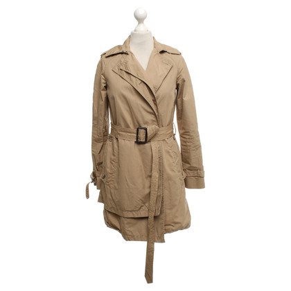 All Saints Trenchcoat in Beige