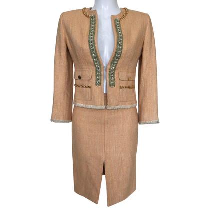 Dolce & Gabbana Kostuum in nude