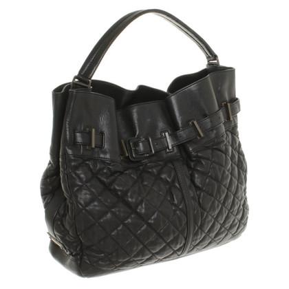 Burberry Large leather handbag