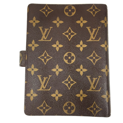 "Louis Vuitton ""Agenda Fonctionnel MM Monogram Canvas"""