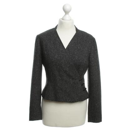 Chanel Cachemire grigio Blazer