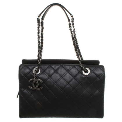 Chanel Handtas in zwart