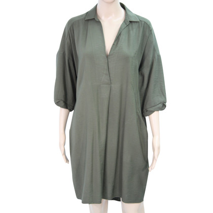 Whistles Dress in green