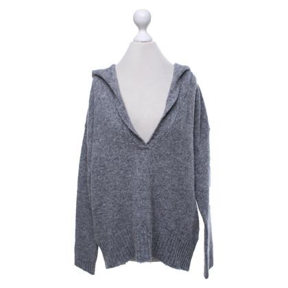 Camouflage Couture Felpa a maglia con applicazione