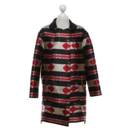 Etro Coat in ethnic style