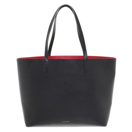 Mansur Gavriel Tote Bag in nero