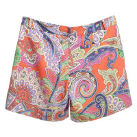 Ralph Lauren Shorts with ethnic pattern