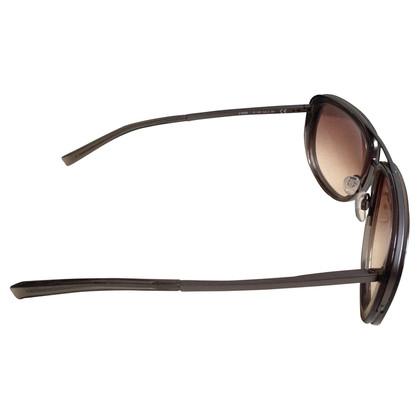 Jil Sander Pilotenbrille Titanium